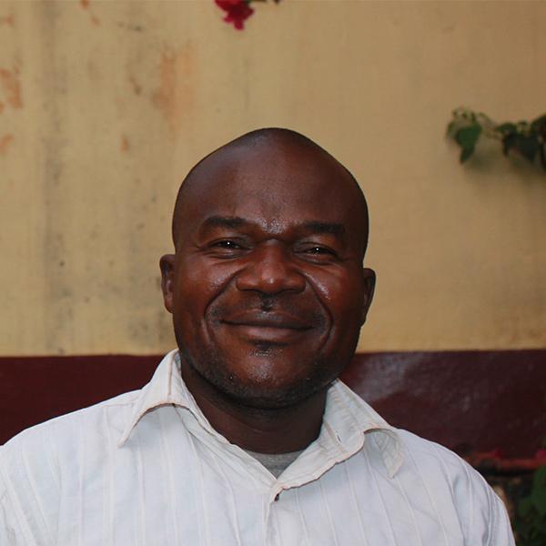 Pastor Ndebalet