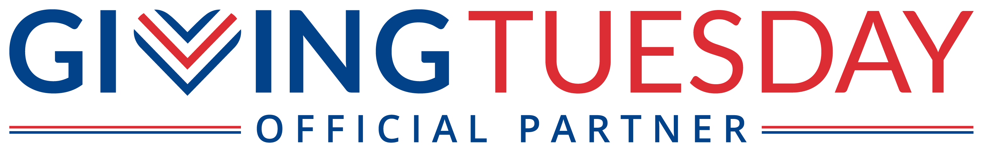 Giving Tuesday Official Partner Logo