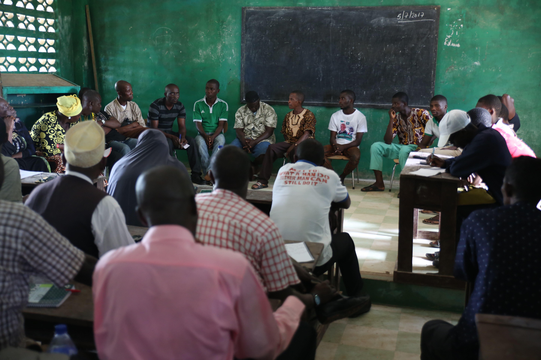 DPD Meeting Liberia