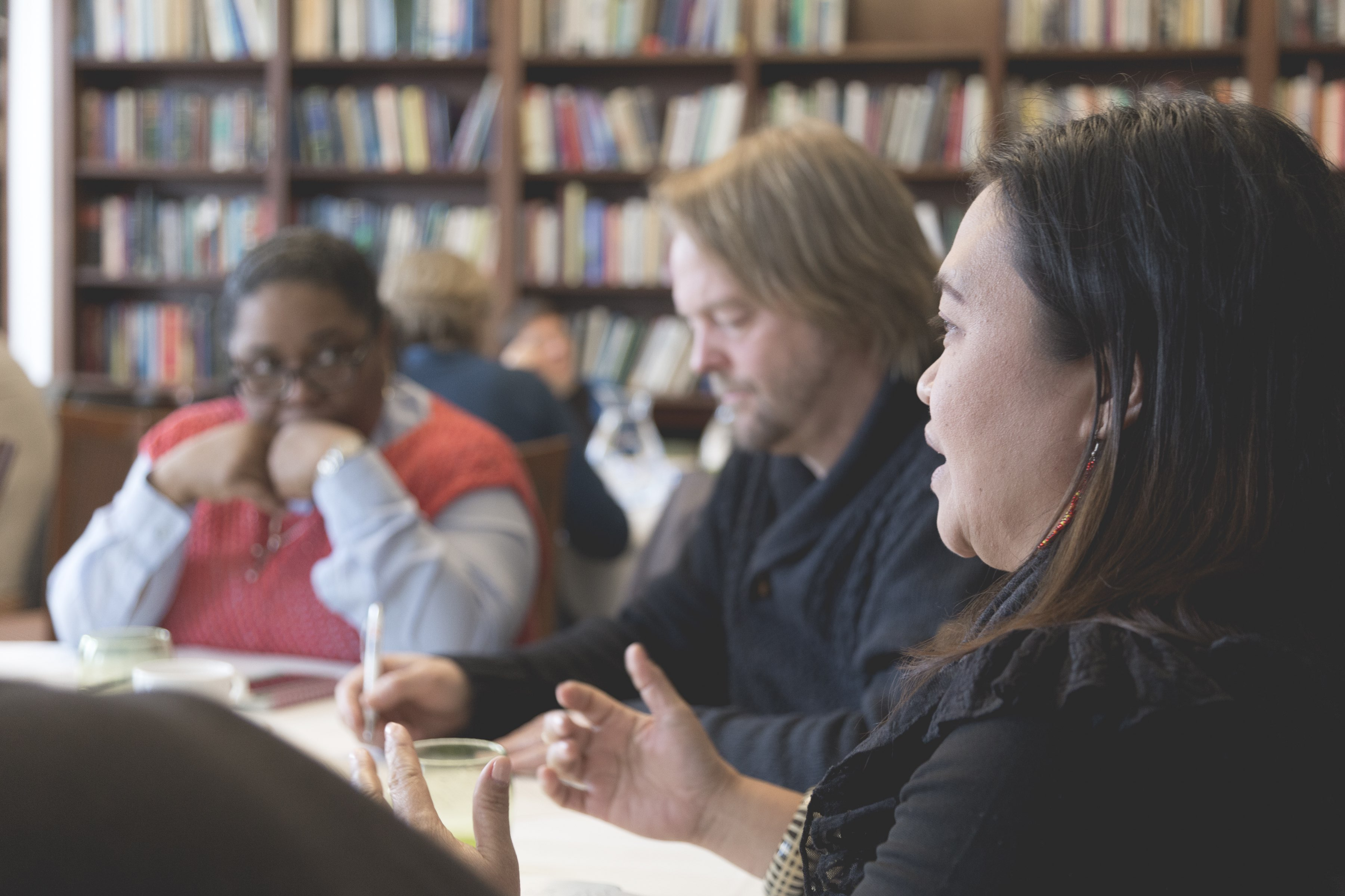 Partnerships Workshop Conciliation Resources