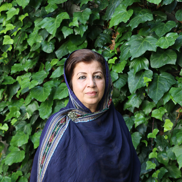 Mossarat Qadeem, Co-founder of the PAIMAN Alumni Trust