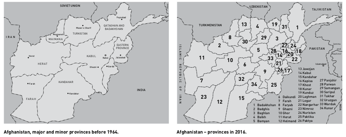 Conflict and peace in Afghanistan: A northern, non-Pashtun ...