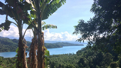 Bougainville scenery