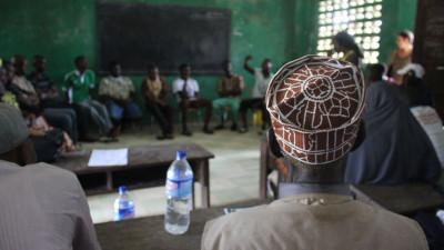 Comparative learning visit of Kenyan peacebuilders in Liberia