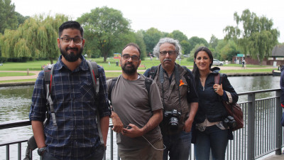 Filmmakers from the Jammu and Kashmir region screen films across UK