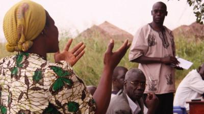 Peacebuilding dialogue Uganda