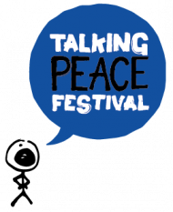 Talking Peace Festival Logo
