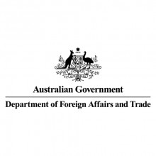 Logo Australian Department of Foreign Affairs and Trade