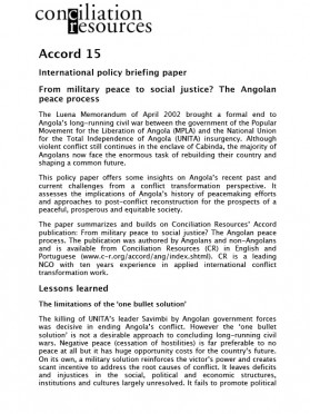 Accord policy brief: Angola cover image