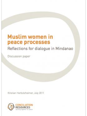 Discussion Paper Muslim Women Participation