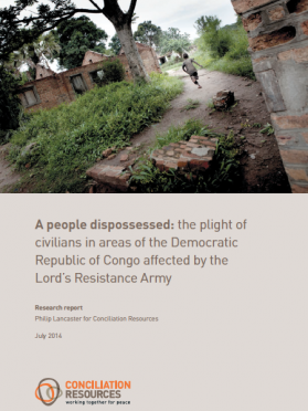 A people's dispossessed front cover