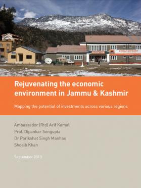 Rejuvenating the economic environment in Jammu & Kashmir