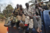Armed groups in northern Central African Republic