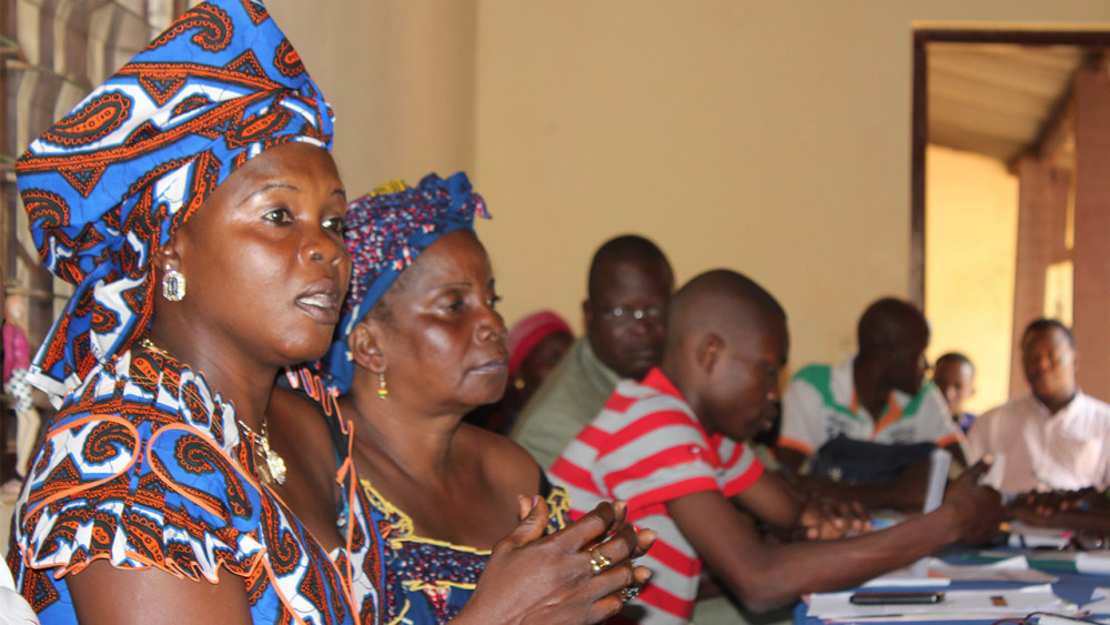 Women mediating conflict from the grassroots to the negotiating table