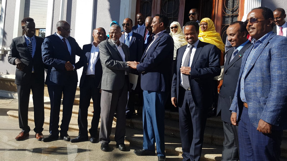Conciliation Resources attends historic Ethiopia peace deal signing