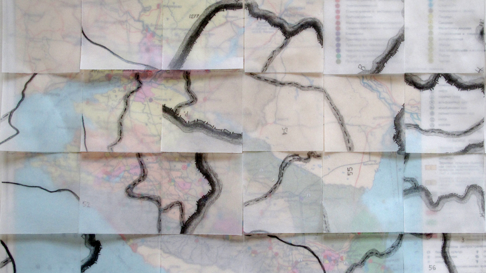 Memory Project Exhibition Map